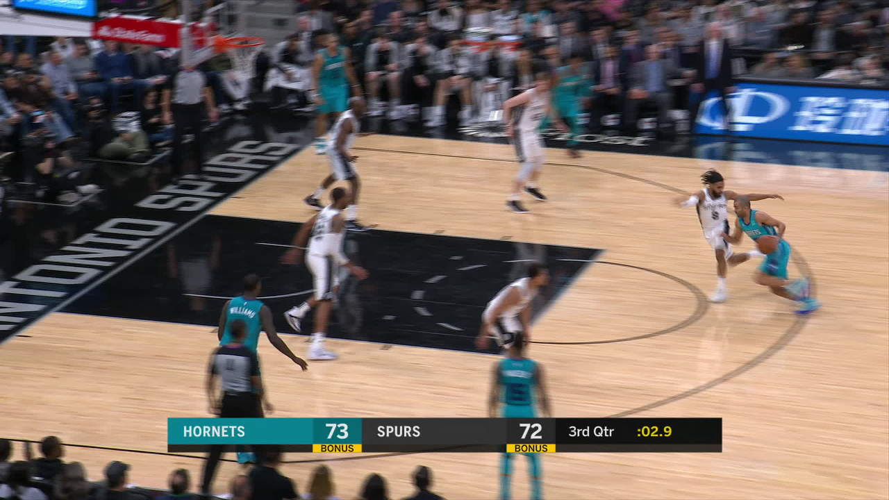 Williams Beats The Buzzer