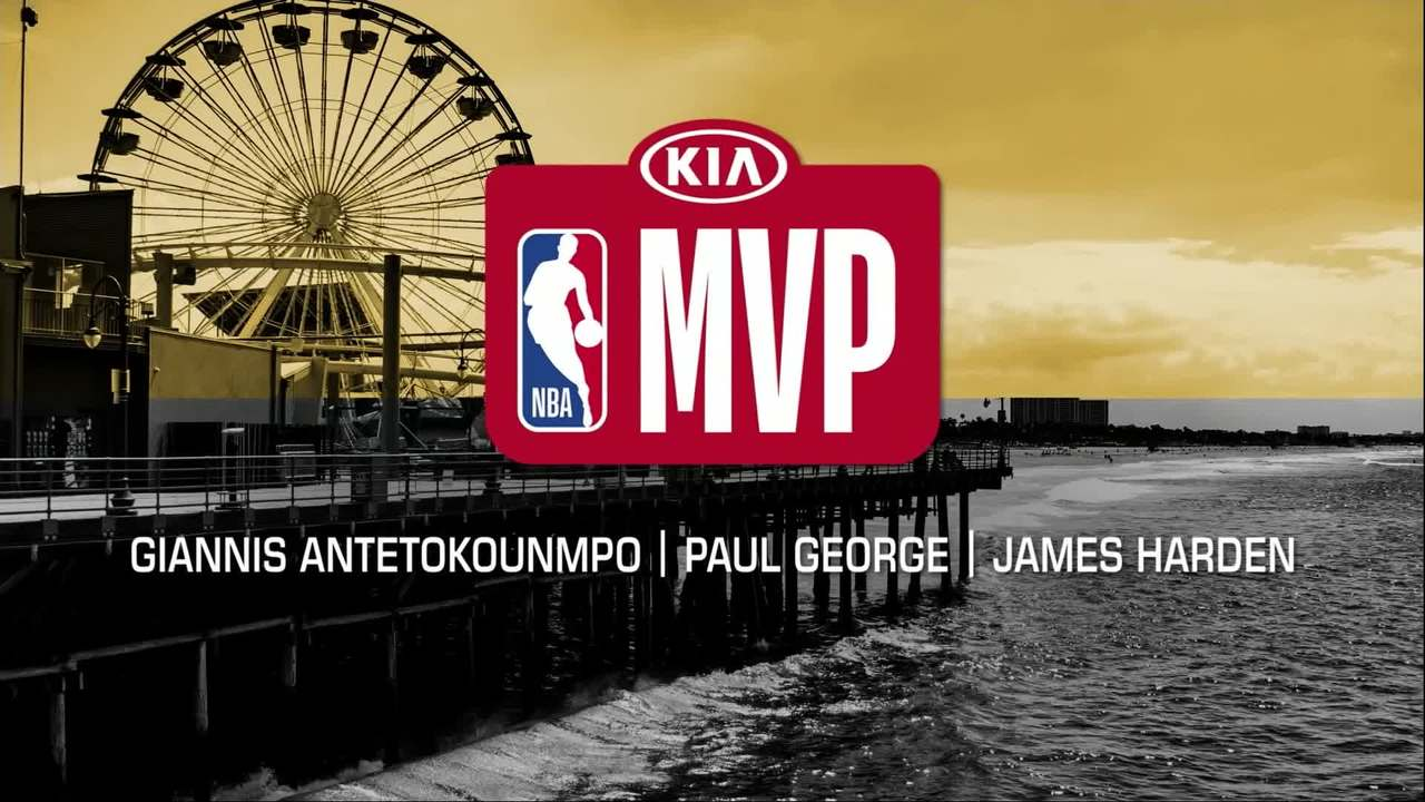 Most Valuable Player award finalists